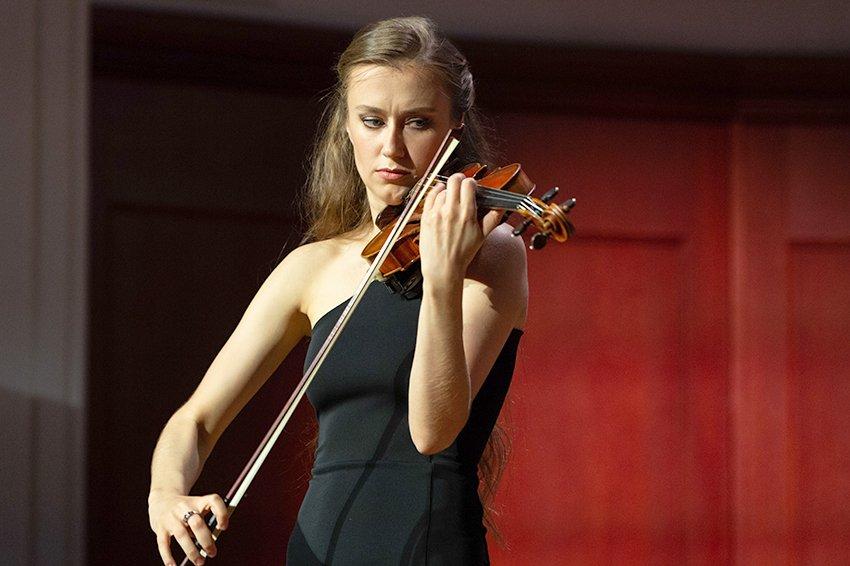 Кристин Баланас. Фото - Александр Шапунов