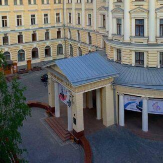 Большой зал Московской консерватории. Фото - пресс-служба Конкурса имени Чайковского