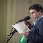 Председатель фортепианного жюри Денис Мацуев добился, чтобы в финале конкурса выступили не шесть, а семь пианистов. Фото - Евгений Евтюхов