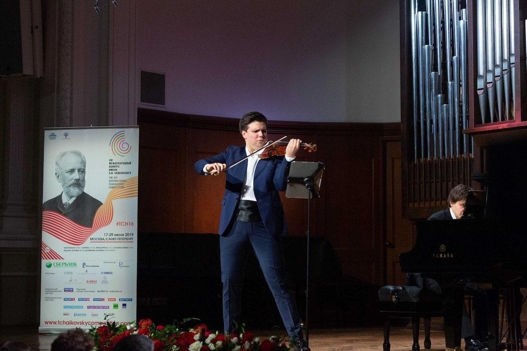 Сергей Догадин. Фото - пресс-служба Конкурса имени Чайковского