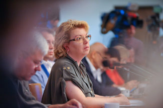 Елена Ямпольская. Фото - Александр Авилов.