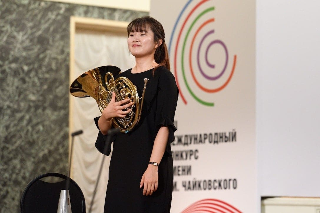Хаери Ю. Фото - пресс-служба Конкурса имени Чайковского