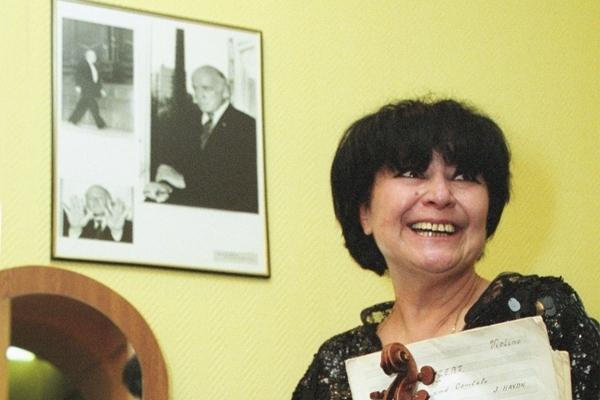Лиана Исакадзе. Фото - Татьяна Балашовова /ИТАР-ТАСС
