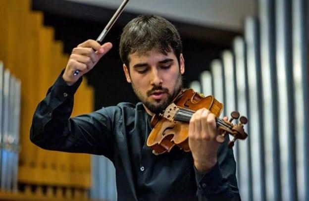 Скандал на конкурсе скрипачей в Аугсбурге