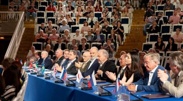 Скрипичное жюри на прослушиваниях III тура. Фото - Александр Шапунов