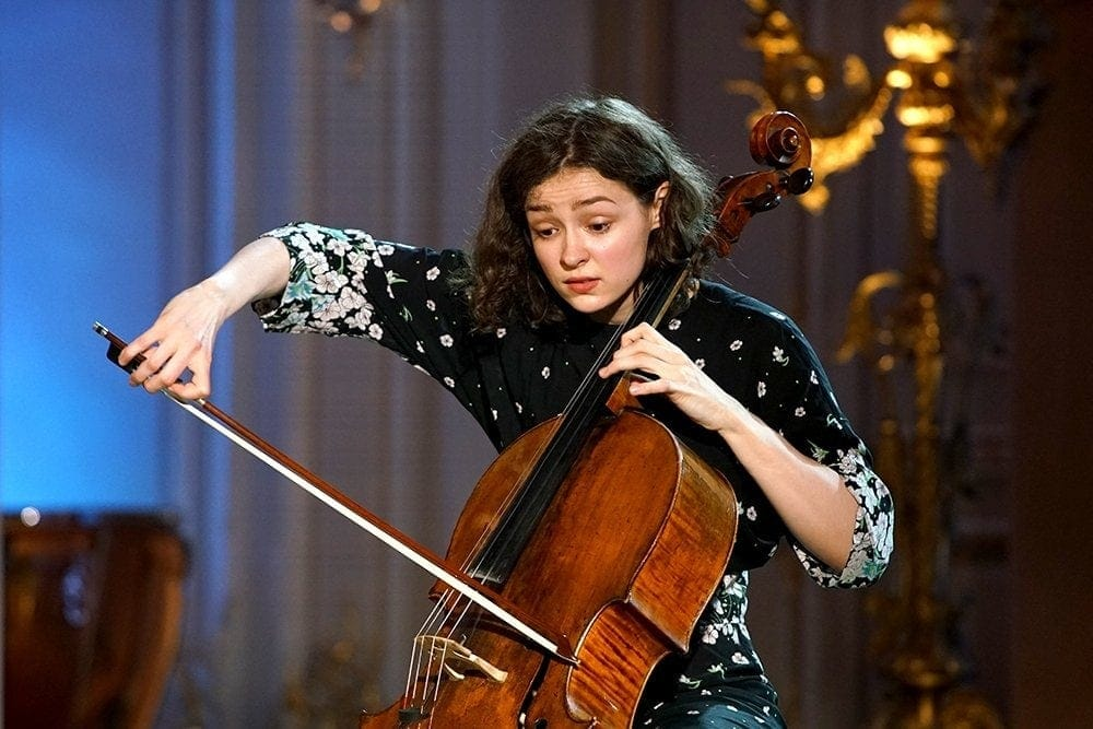 Анастасия Кобекина. Фото - Анатолий Медведь