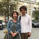 Елена Кушнерова и Константин Емельянов
