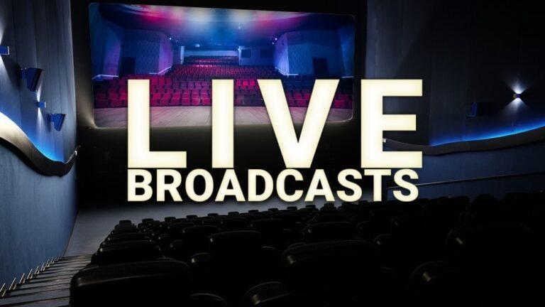 Бесплатные трансляции мировых спектаклей и концертов в августе