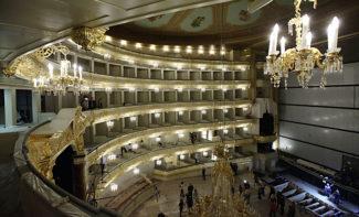 На Новой сцене Большого театра ‒ премьера: вечер одноактных балетов