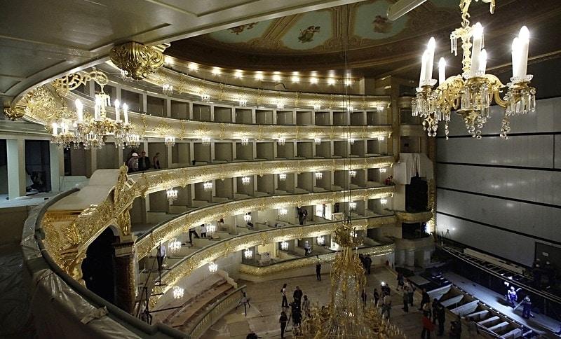 На Новой сцене Большого театра премьера: вечер одноактных балетов