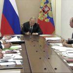 Путину доложили о подготовке к Конкурсу имени Чайковского