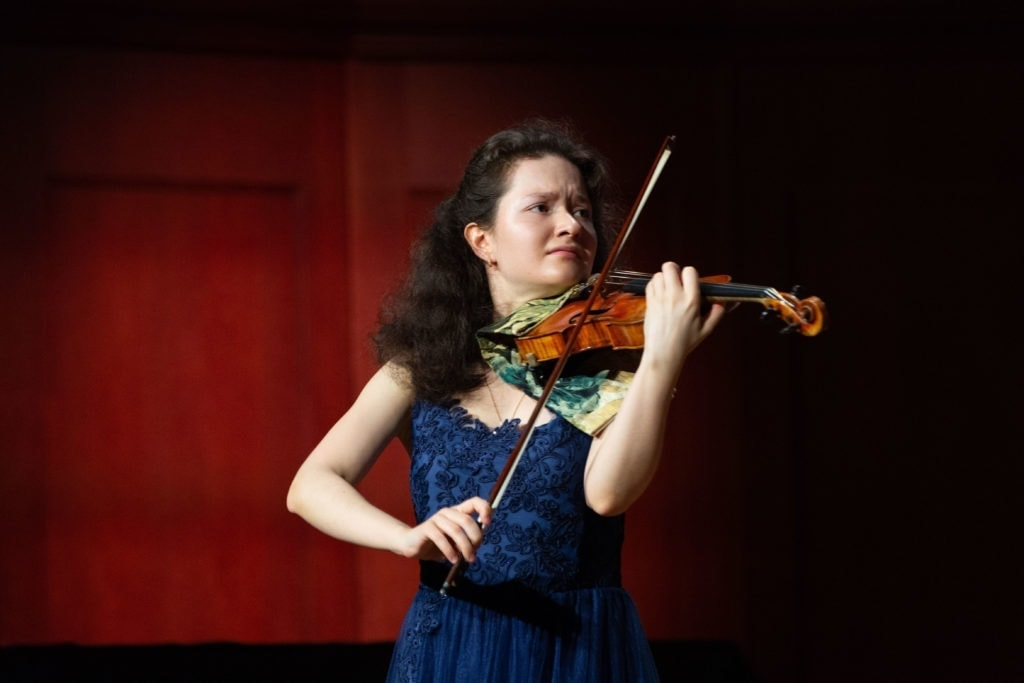 Анна Савкина. Фото - Александр Шапунов