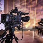 Трансляция Конкурса имени Чайковского. Фото - Максим Тарасюгин