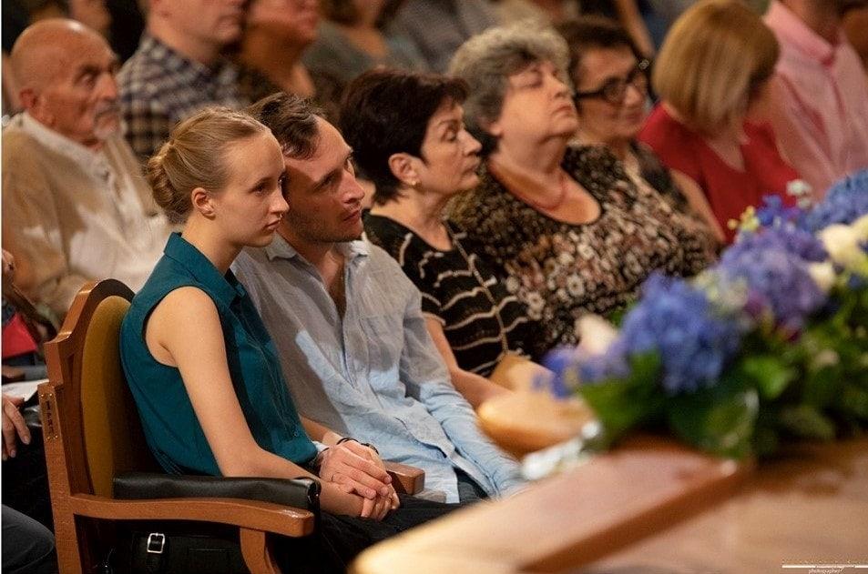 Слушатели на Конкурсе имени Чайковского. Фото - Евгений Евтюхов