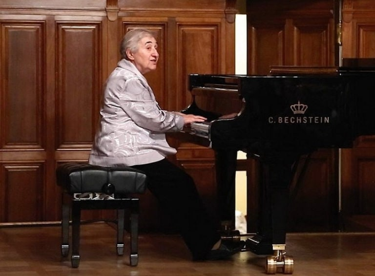 Ушла из жизни композитор Жанна Металлиди