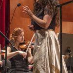 Анна Аглатова. Фото - Мальтийский международный музыкальный фестиваль