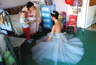 Артисты Большого театра выступят перед детьми-подопечными фонда «Настенька»