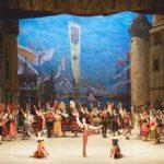 Премьера балета Людвига Минкуса «Дон Кихот» прошла в Екатеринбурге. Фото - Ольга Керелюк