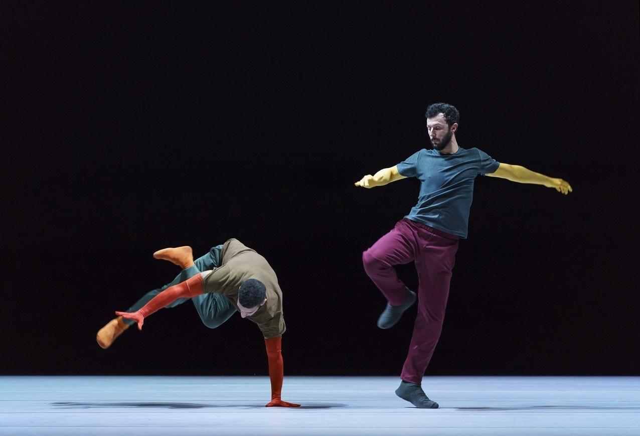 "Уильям Форсайт. ""Тихий вечер танца"". Фото - Билл Купер"