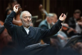 Валерий Гергиев. Фото - Московский концертный зал «Зарядье»