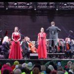 100-й сезон опера МАМТа завершила на природе. Фото - Сергей Родионов