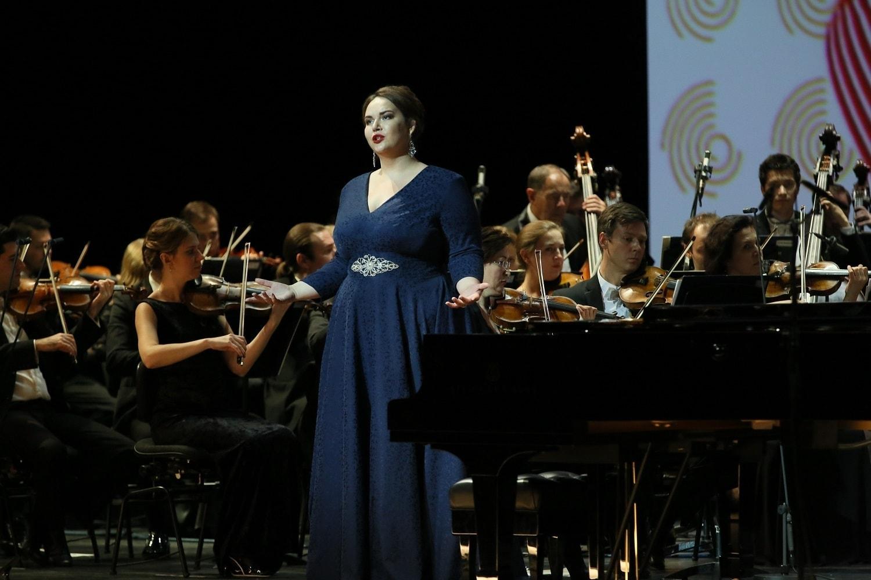 Мария Баракова. Фото - пресс-служба Конкурса имени Чайковского