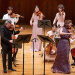 Вадим Репин, Клара-Джуми Кан и корейский камерный оркестр Sejong Soloists