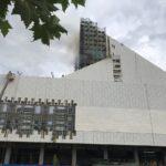 В Ростове-на-Дону загорелся Музыкальный театр