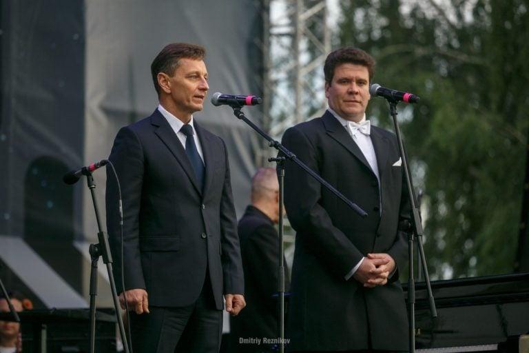 В Суздале выступили участники фестиваля «Alma mater» фонда «Новые имена»
