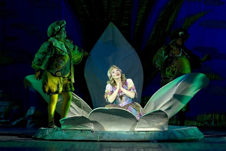 Детский музыкальный театр имени Наталии Сац едет по городам России