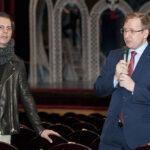 Теодор Курентзис и Андрей Борисов