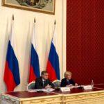 Ольга Голодец, Павел Степанов
