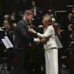 Сергей Кайдалов получил высшую награду из рук королевы Норвегии