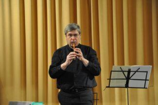 Владимир Хробыстов. Фото - Владимир Соловьев