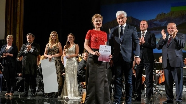 Подведены итоги международного вокального конкурса Competizione dell' Opera
