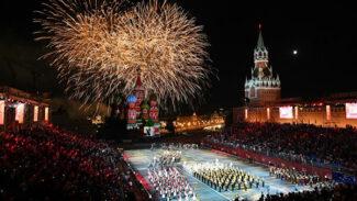 """Международный фестиваль """"Спасская башня"""". Старт дан!"""
