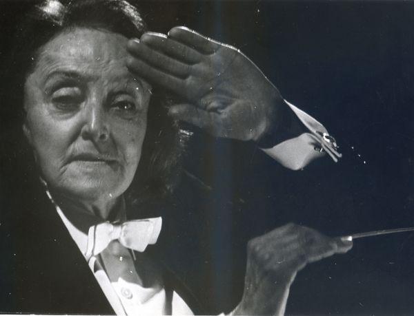2 августа – день рождения Татьяны Коломийцевой, первой в СССР женщины-дирижера