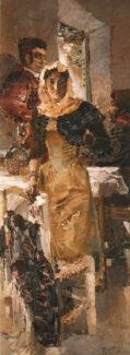 М. Врубель, «Испания»