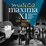 """В Загребе - фестиваль камерной музыки """"Musica Maxima"""""""