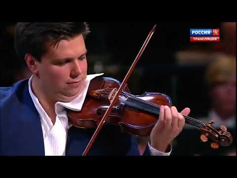 Победитель конкурса имени Чайковского Сергей Догадин  выступит на открытии сезона Академического симфонического  оркестра Петербургской филармонии