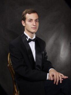 Павел Домбровский. Фото - сайт Московской филармонии