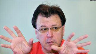 Андрей Гаврилов. Фото - Юрий Белинский/ТАСС