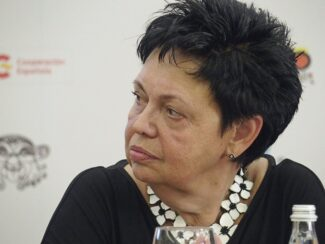 Ирина Черномурова. Фото - Владимир Луповской