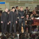 Теодор Курентзис, оркестр и хор musicAeterna выступили в Петербурге