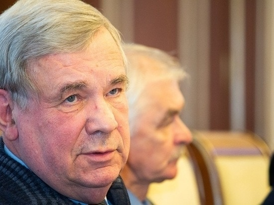 Александр Марченко. Фото - tayga.info