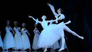 XXII Международный фестиваль балетного искусства имени Рудольфа Нуреева. Фото - Андрей Коротнев