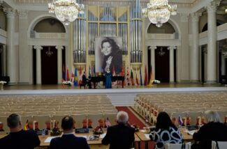 XII Международный конкурс молодых оперных певцов Елены Образцовой