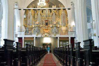Прослушивания третьего тура пройдут 7 сентября в Кафедральном соборе Калининграда