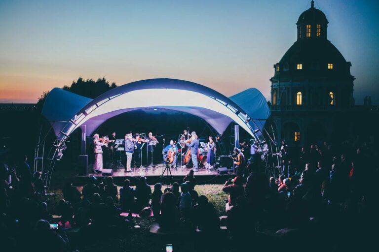 Классическая и традиционная русская музыка прозвучала в селе Подмоклово