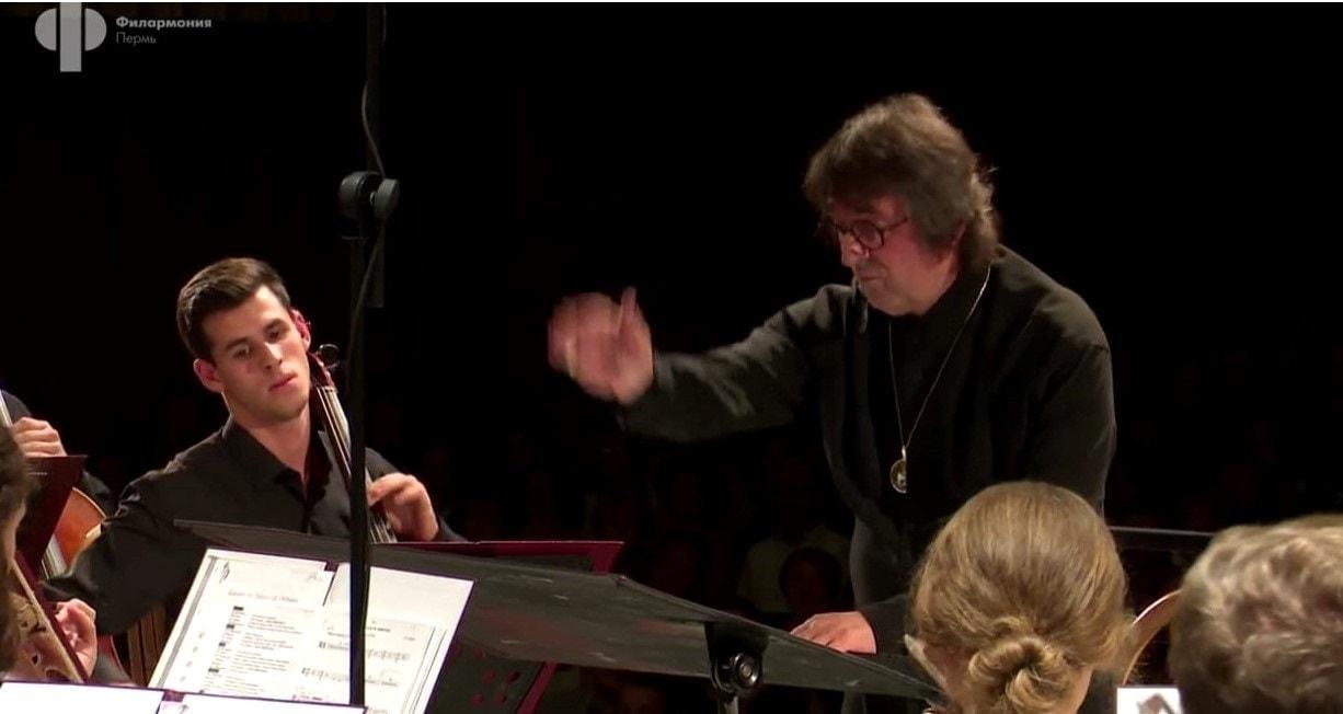 Всероссийский юношеский симфонический оркестр под управлением Юрия Башмета вернулся из первого большого турне по России